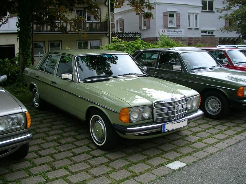 Official Nicest W123 Diesel Color Ever Made Page 7