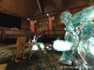 American McGees   Alice preview 1
