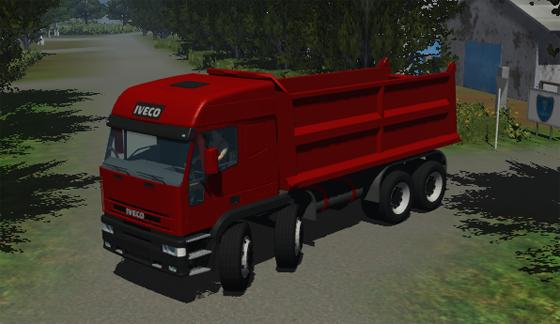 Iveco EuroStar Dumper
