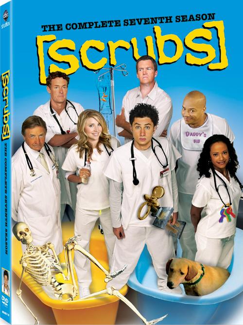 Scrubs.Die.Anfänger.Staffel7.DVDRip.Xvid Dual Language